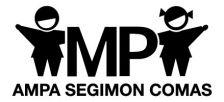 Ampa Segimon Comas